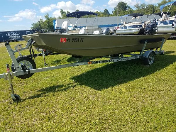2015 CRESTLINER 1648TS for sale