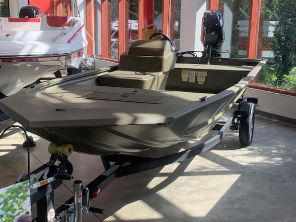 2020 Tracker Boats boat for sale, model of the boat is Grizzly 1648 SC & Image # 1 of 28