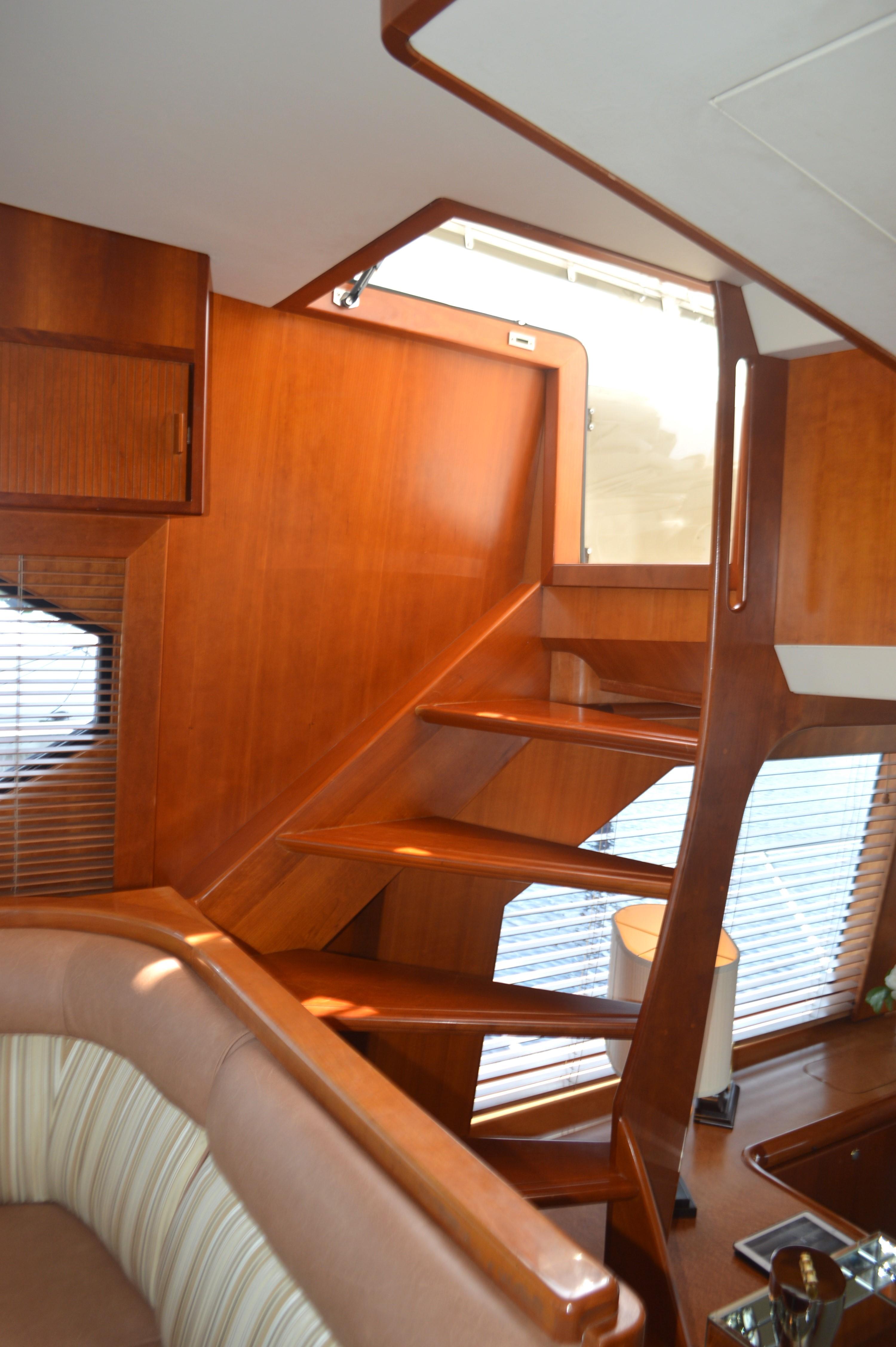 2001 58' West Bay Sonship