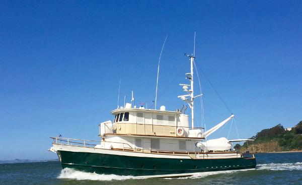 65 Sutton / DeFever Trawler