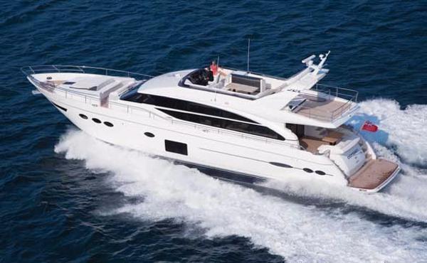 Princess 82 -- Sister Yacht