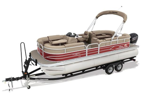 2018 SUN TRACKER PARTY BARGE 22 XP3 for sale