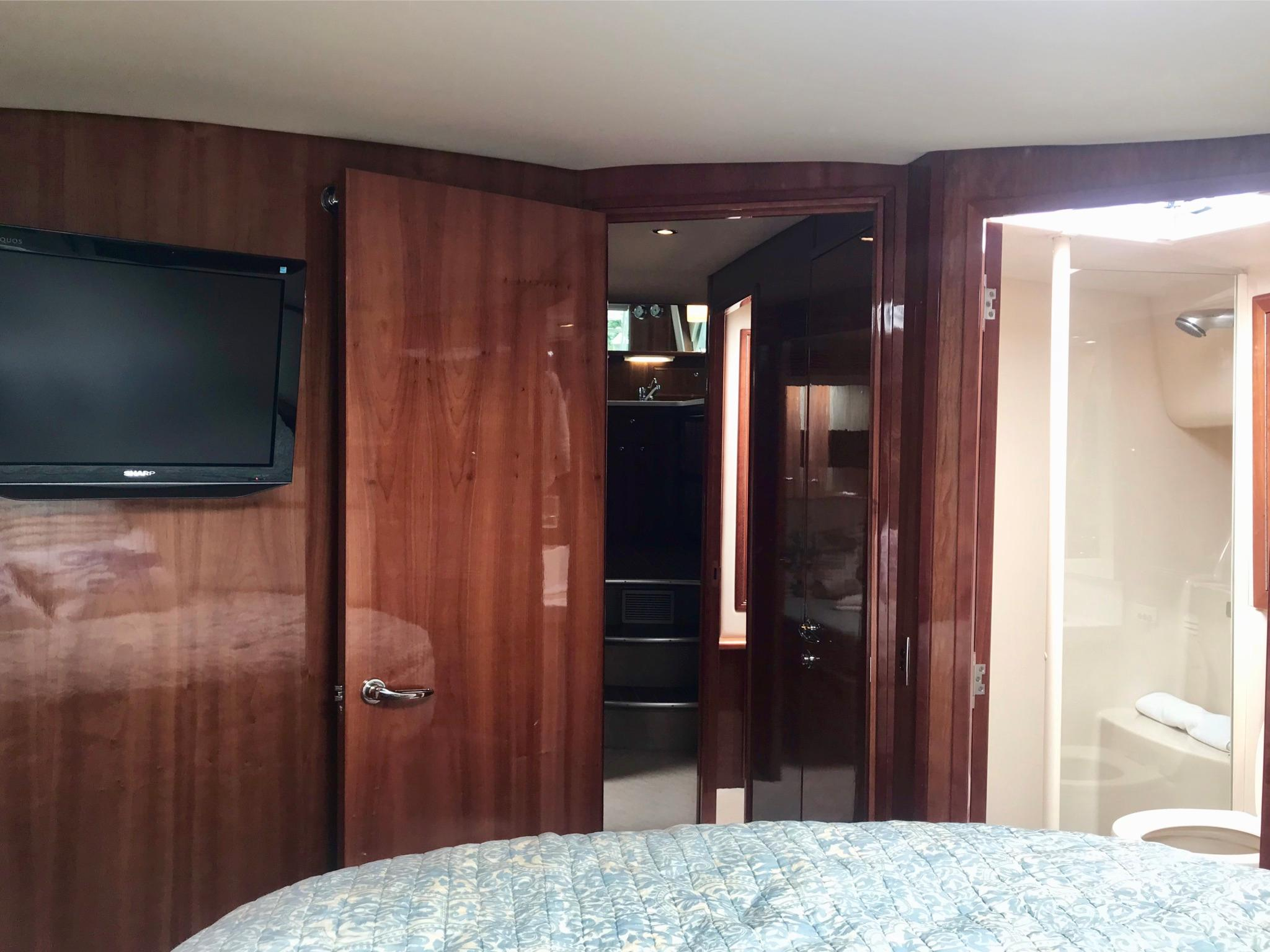 VIP Guest Stateroom Aft