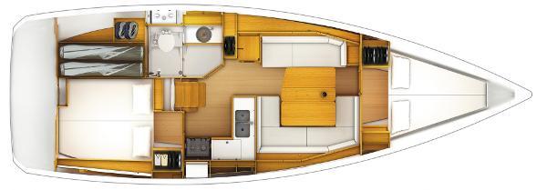 Jeanneau 379 BoatsalesListing Rhode Island