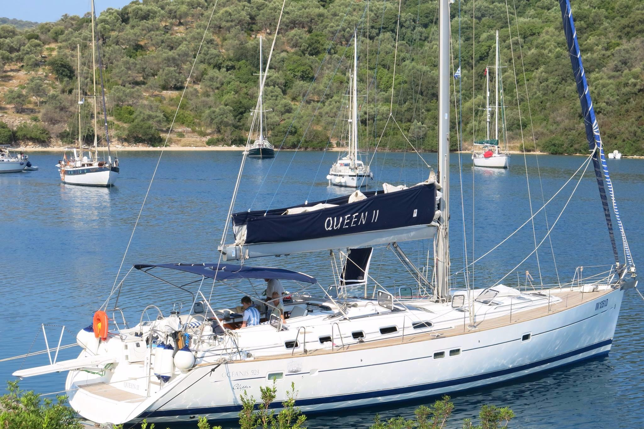 53 Beneteau Queen Ii 2005 Athens Denison Yacht Sales