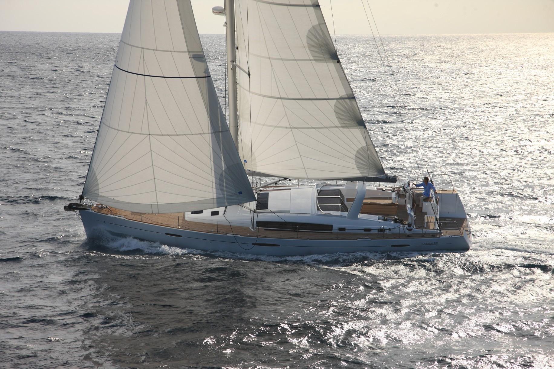 Beneteau Oceanis 58