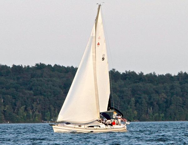 2011 Catalina Yachts boat for sale, model of the boat is 355 & Image # 1 of 11