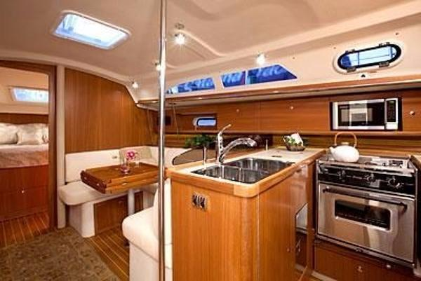 2011 Catalina Yachts boat for sale, model of the boat is 355 & Image # 2 of 11