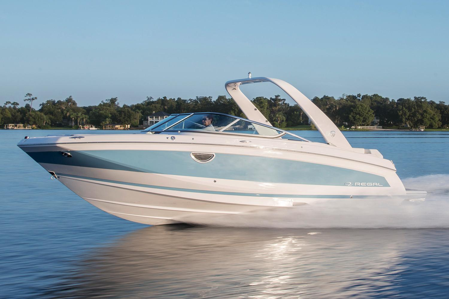 2018 Regal 26 FasDeck