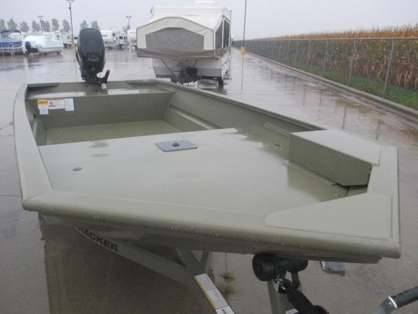 New 2014 Tracker Boats Grizzly 1648 Jon Boat For Sale
