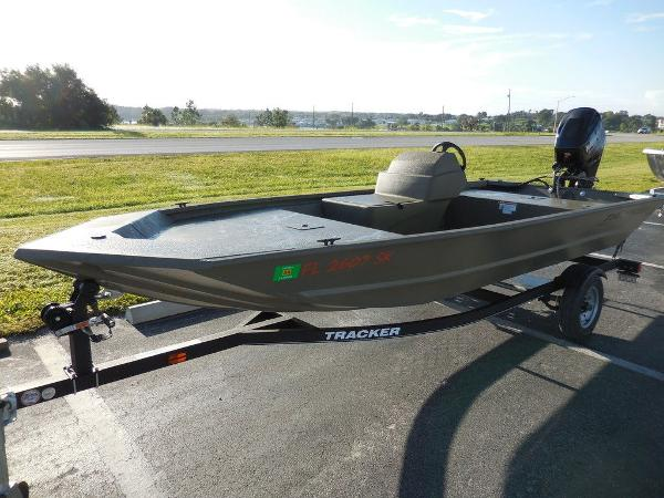2017 TRACKER BOATS GRIZZLY® 1648 MVX SC for sale