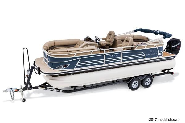 2018 REGENCY 220 LE3 for sale