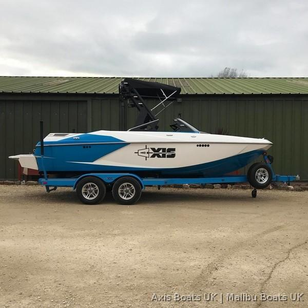 Axis A20 boat for sale