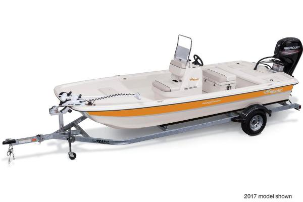 2018 Mako boat for sale, model of the boat is Pro Skiff 19 CC & Image # 4 of 9