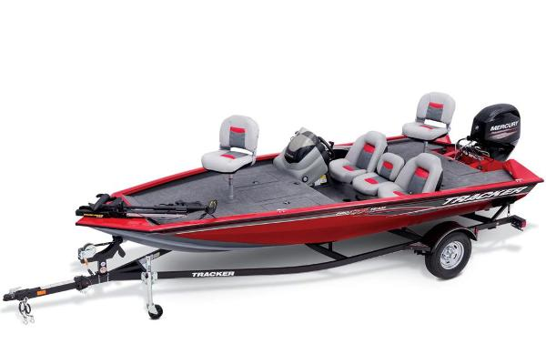 2017 TRACKER BOATS PRO TEAM 175 TXW for sale