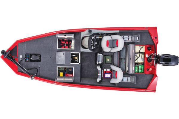 2017 Tracker Boats boat for sale, model of the boat is Pro Team 175 TXW & Image # 2 of 28