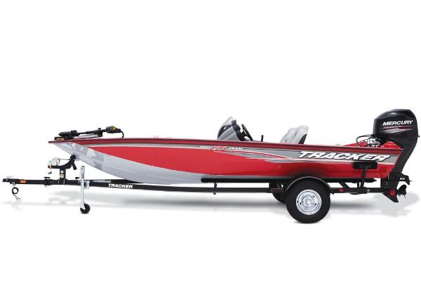 2017 Tracker Boats boat for sale, model of the boat is Pro Team 175 TXW & Image # 28 of 28