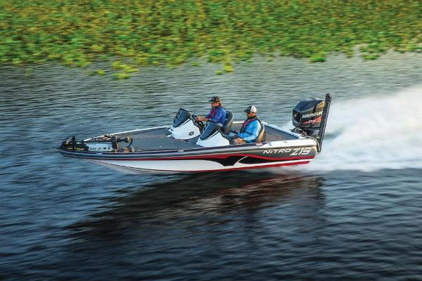 2018 Nitro boat for sale, model of the boat is Z19 Z-Pro Package & Image # 3 of 9