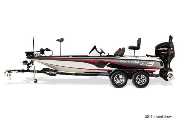 2018 Nitro boat for sale, model of the boat is Z19 Z-Pro Package & Image # 6 of 9
