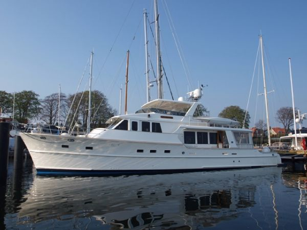 Used grand banks yachts for sale made 2006 to present for Grand banks motor yachts for sale