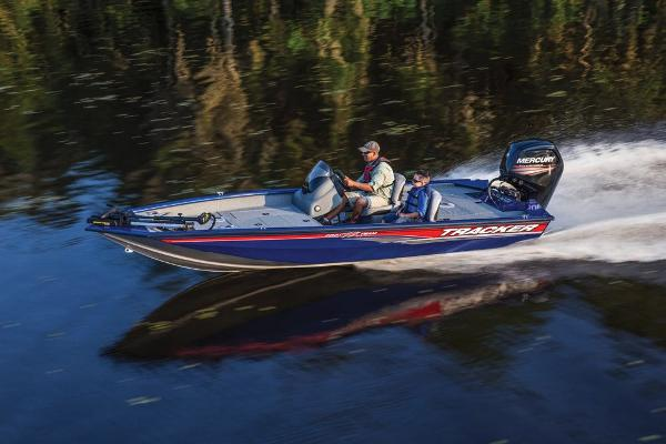 2017 Tracker Boats boat for sale, model of the boat is Pro Team 175 TF & Image # 2 of 15