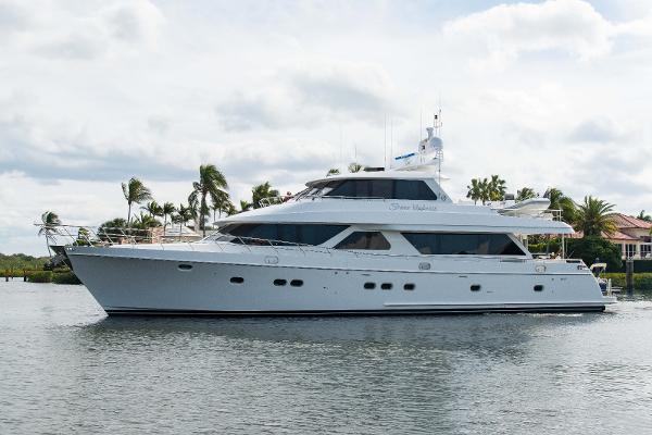 2008 90' Ocean Alexander Motor Yacht