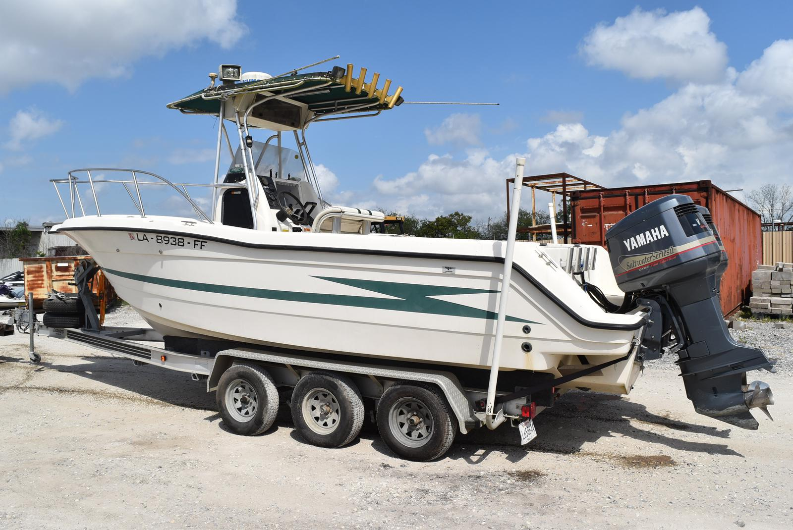 1999 Hydra-Sports boat for sale, model of the boat is 2650 & Image # 14 of 18