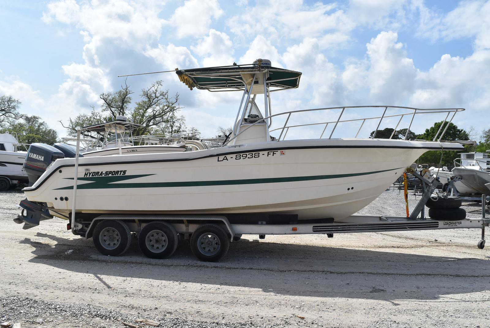 1999 Hydra-Sports boat for sale, model of the boat is 2650 & Image # 15 of 18