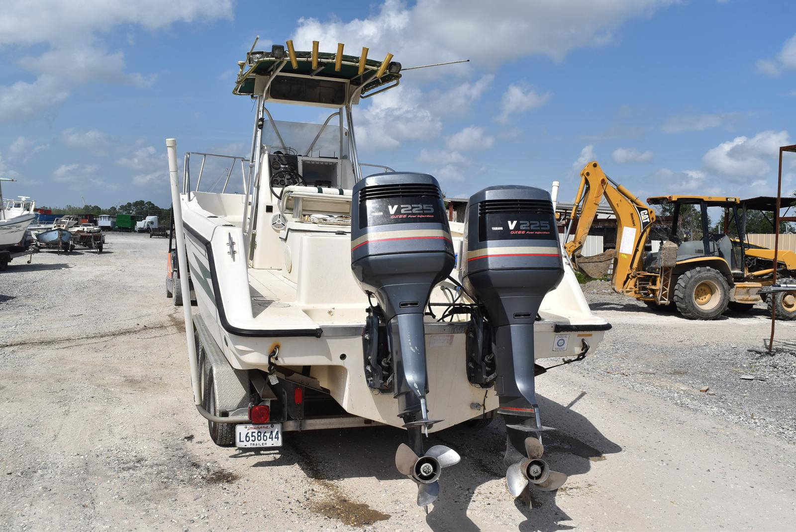 1999 Hydra-Sports boat for sale, model of the boat is 2650 & Image # 3 of 18