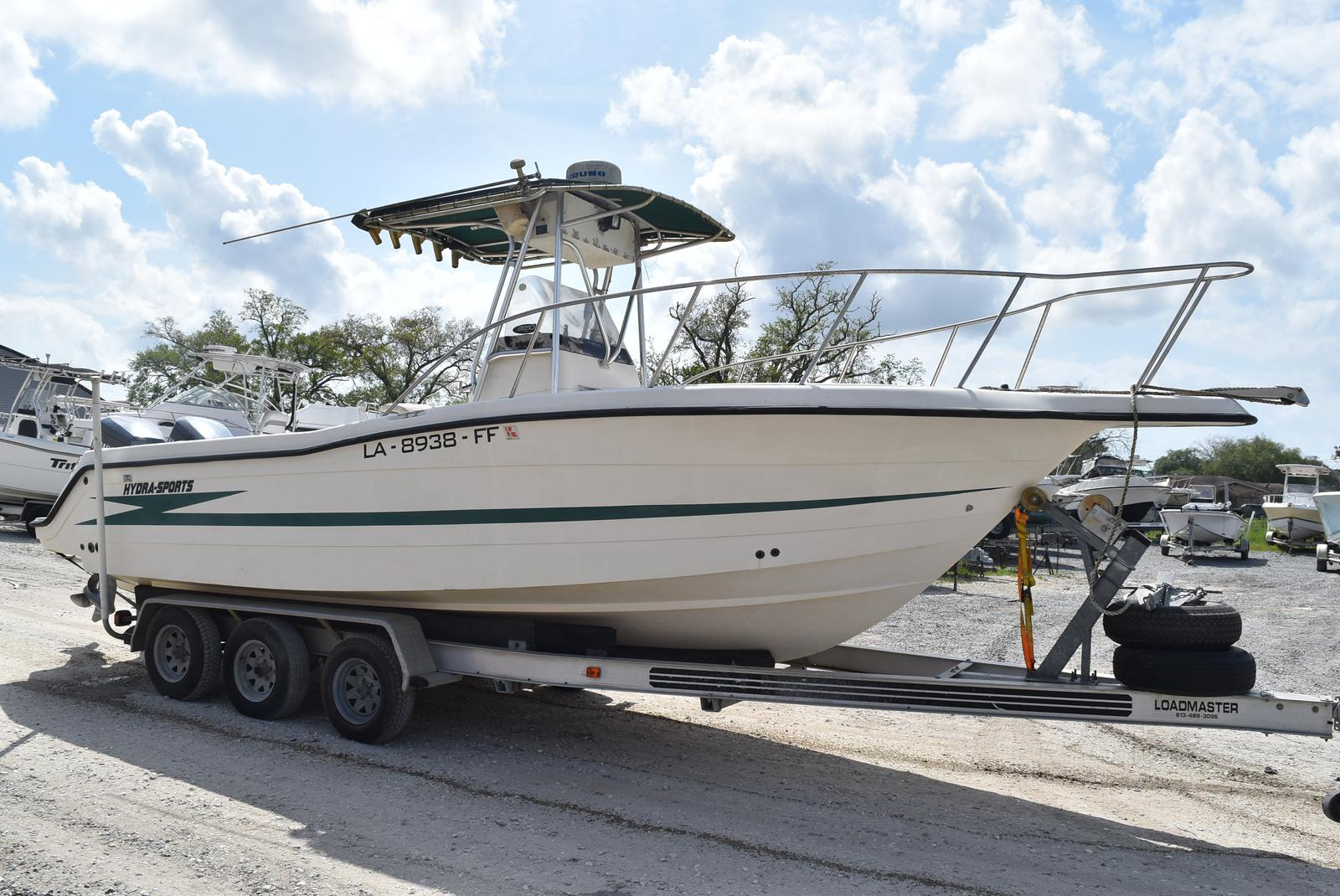 1999 Hydra-Sports boat for sale, model of the boat is 2650 & Image # 5 of 18
