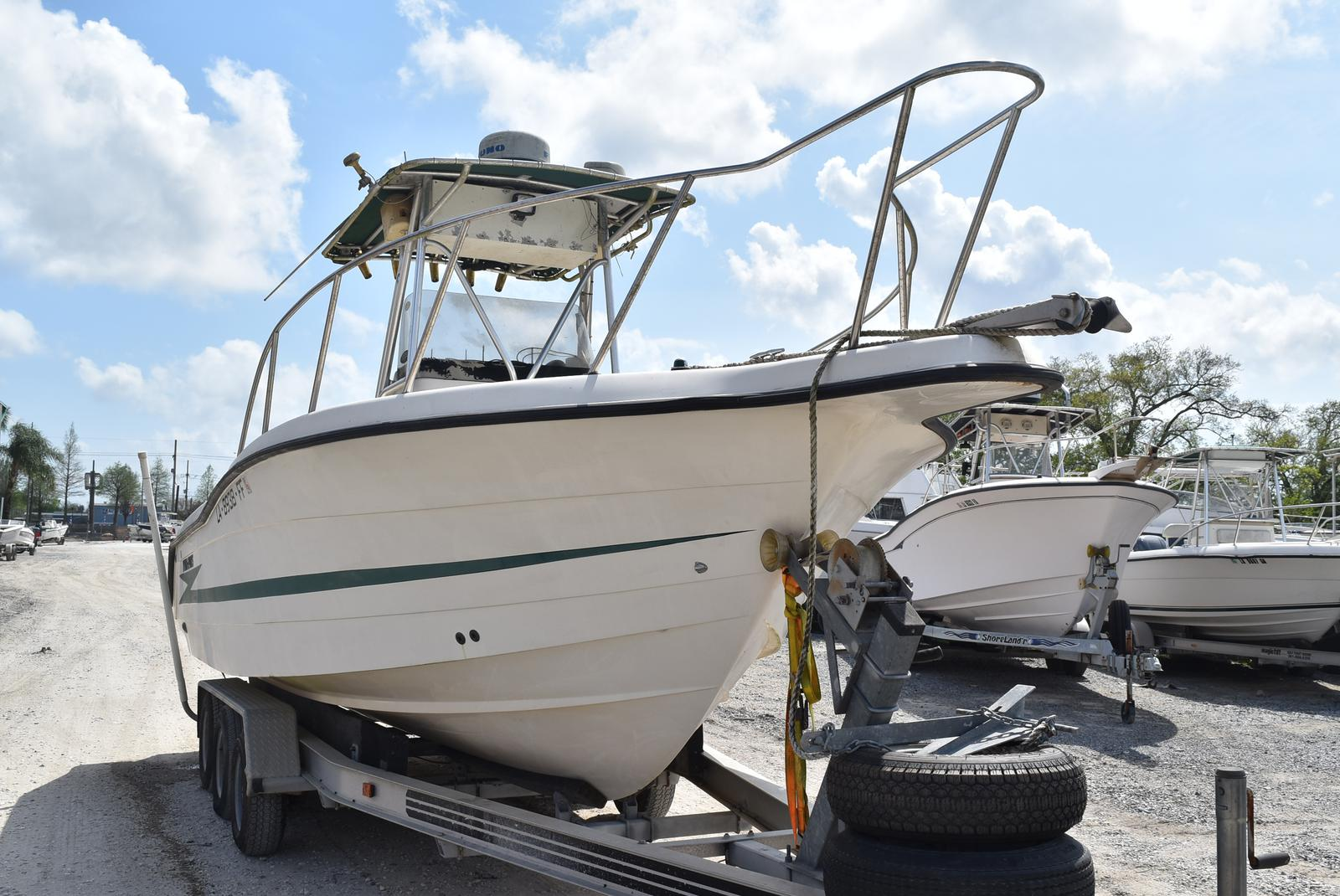 1999 Hydra-Sports boat for sale, model of the boat is 2650 & Image # 8 of 18