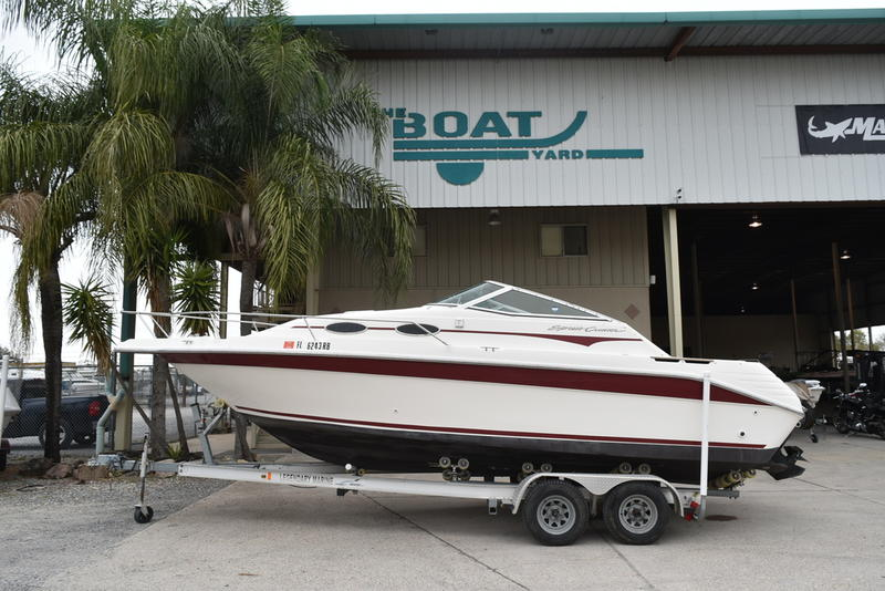 1994 SEA RAY EXPRESS CRUISER 250 for sale