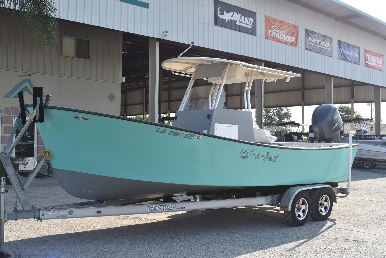1990 Custom boat for sale, model of the boat is Tremblay 24 & Image # 1 of 49