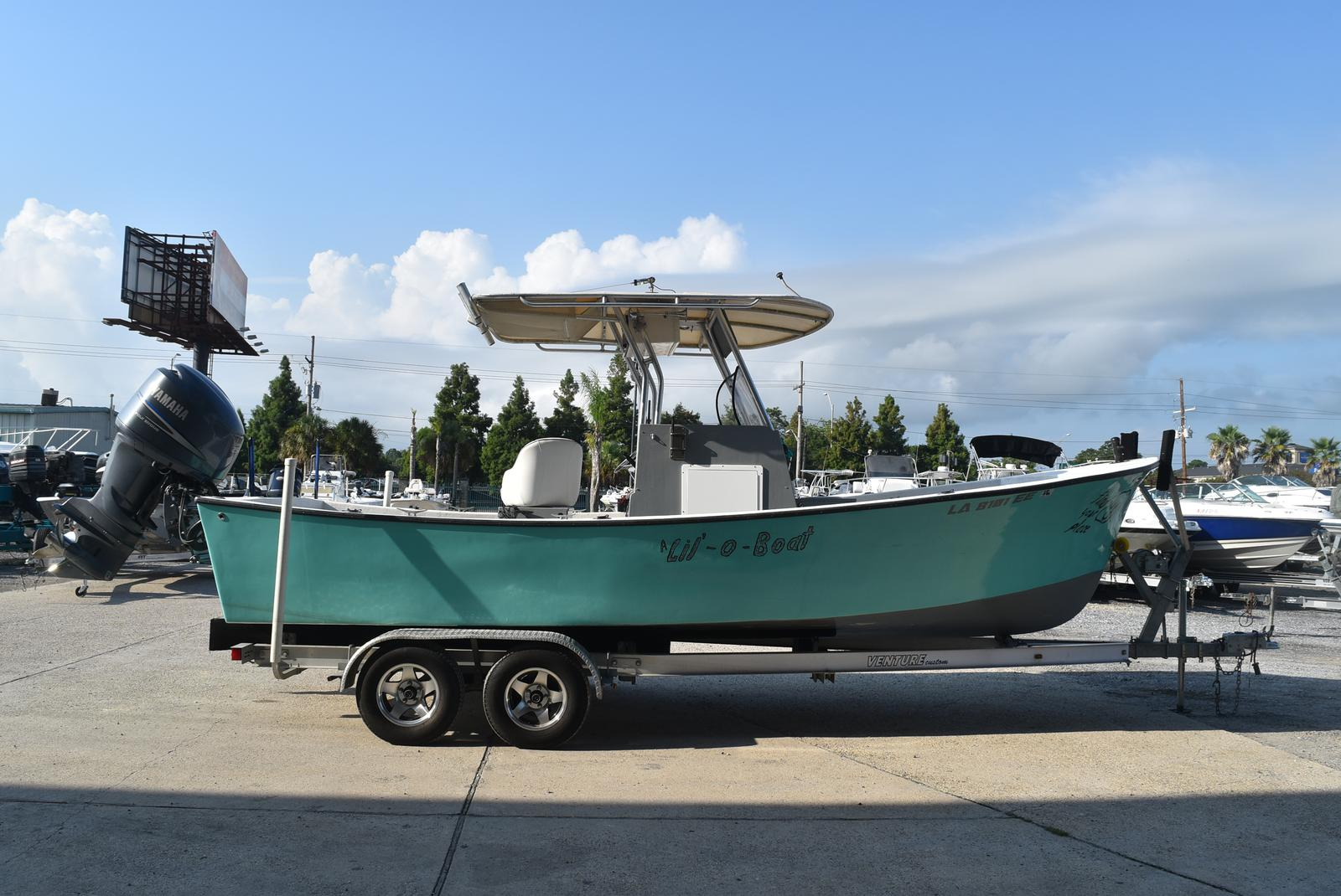 1990 Custom boat for sale, model of the boat is Tremblay 24 & Image # 24 of 49