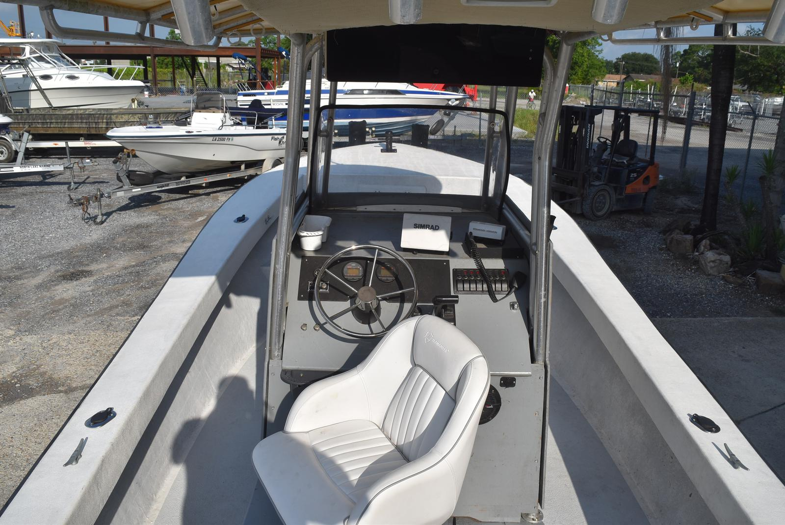 1990 Custom boat for sale, model of the boat is Tremblay 24 & Image # 4 of 49
