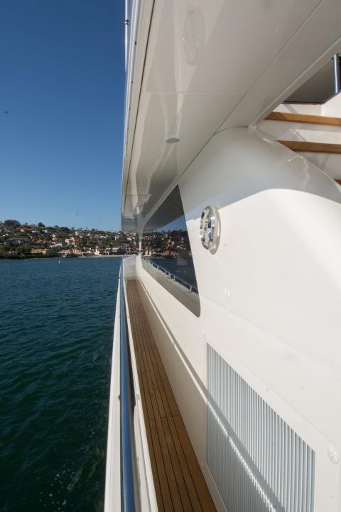 Port side deck 2