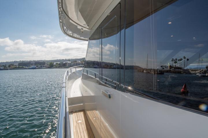 Port side deck 3