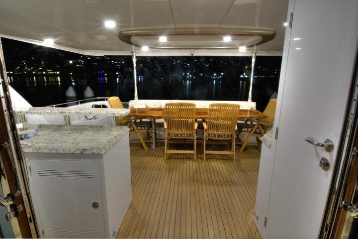 Cal deck