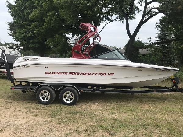 2010 NAUTIQUE 210 TEAM EDITION for sale