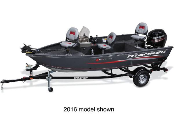 2017 TRACKER BOATS PRO GUIDE V 16 SC for sale