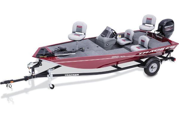 2017 Tracker Boats Pro 170