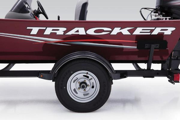 2017 Tracker Boats boat for sale, model of the boat is Pro 170 & Image # 31 of 36
