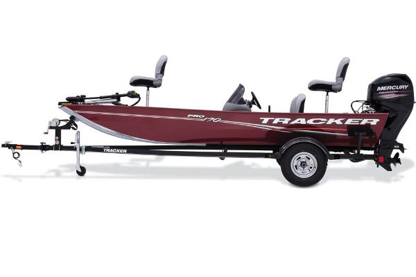 2017 Tracker Boats boat for sale, model of the boat is Pro 170 & Image # 11 of 36