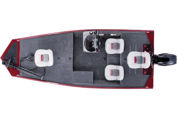 2017 Tracker Boats boat for sale, model of the boat is Pro 170 & Image # 12 of 36