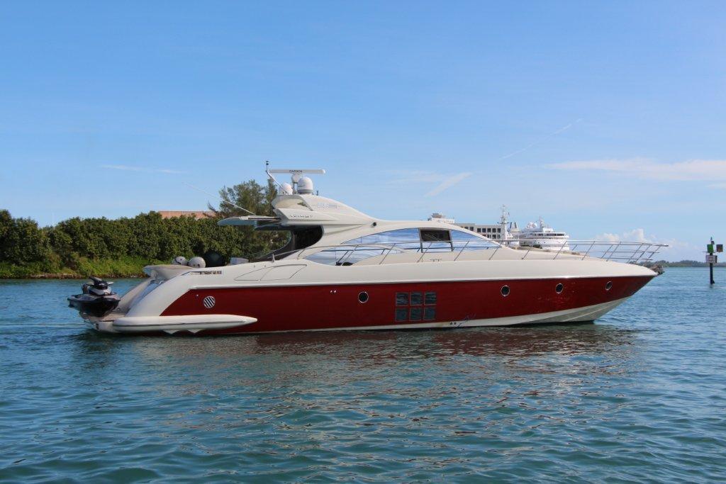 Yacht broker job miami