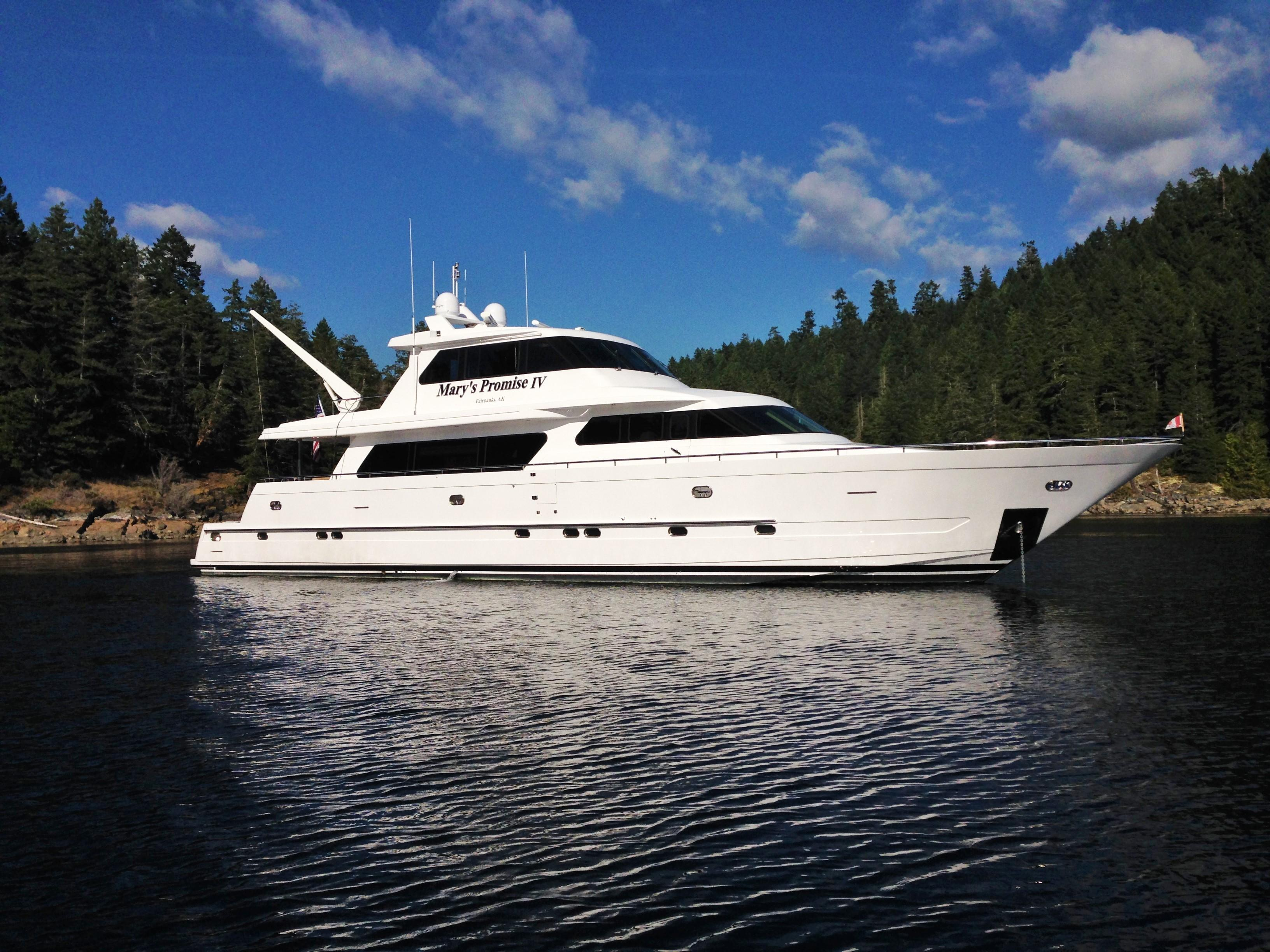 Picture Of:  92' Horizon Skylounge Cockpit Motor Yacht 2003Yacht For Sale   34