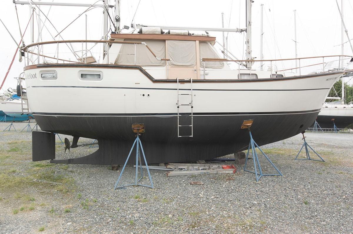 Nauticat 33 Pilothouse