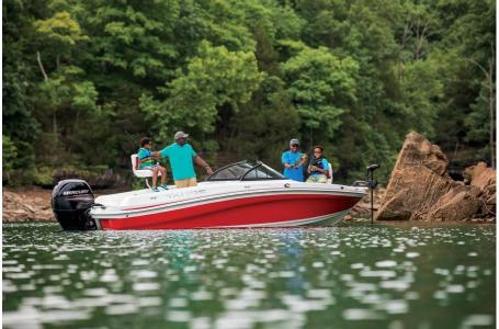 2019 Tahoe boat for sale, model of the boat is 550 TF Fish OB & Image # 1 of 20