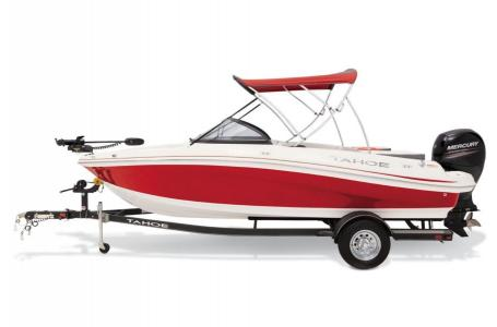 2019 Tahoe boat for sale, model of the boat is 550 TF Fish OB & Image # 11 of 20