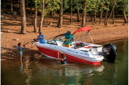 2019 Tahoe boat for sale, model of the boat is 550 TF Fish OB & Image # 12 of 20
